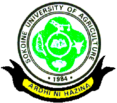 Sokoine University of Agriculture Admission Form
