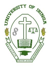 niversity of Iringa Undergraduate Selected Applicants